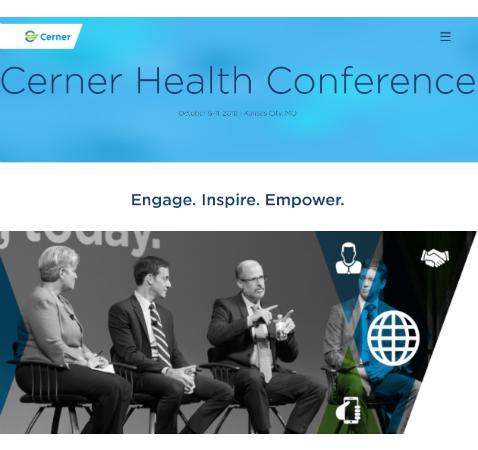 2018 Cerner Health Conference