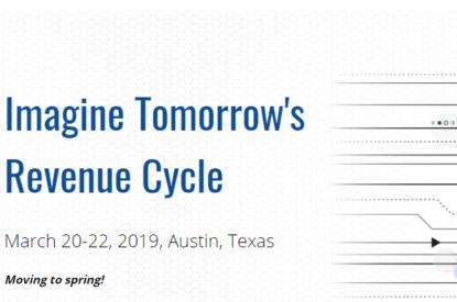 HMFA Revenue Cycle Conference