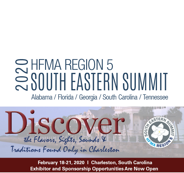 2020 HFMA Region 5 South Eastern Summit