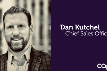 Dan Kutchel Chief Sales Officer