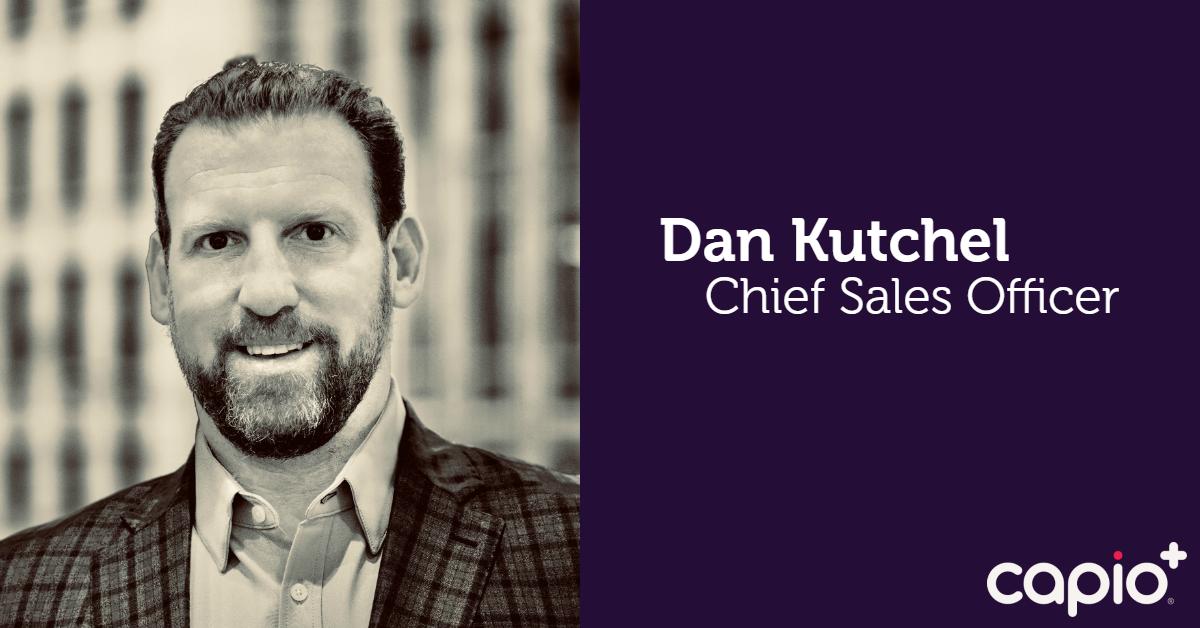 Dan Kutchel Chief Sales Officer