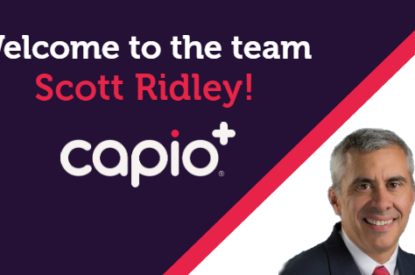 scott ridley capio regional vice president sales