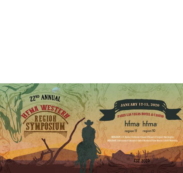 HFMA Western Region Symposium