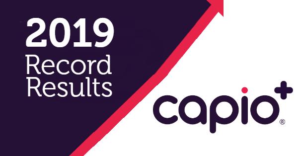 Capio Announces Record 2019 Sales Results