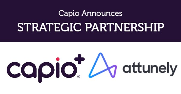 Capio and Attunely announce new partnership