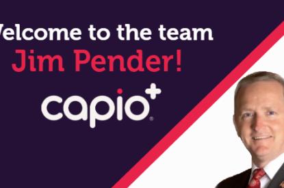 Jim Pender Capio VP National Accounts