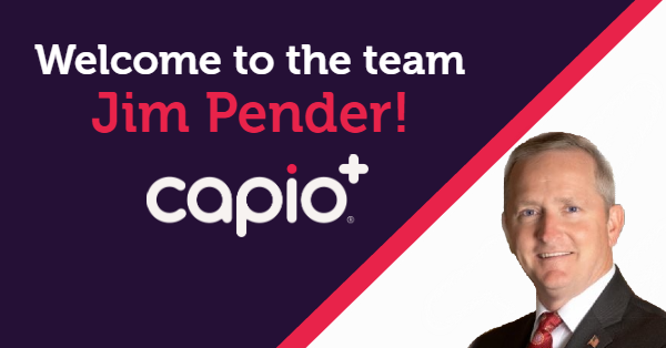 Capio Welcomes Jim Pender as Vice President, National Accounts